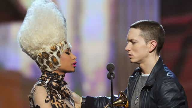 Afinal, 'namoro' de Nicki Minaj e Eminem foi um golpe de marketing