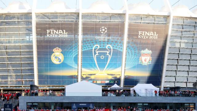 Merengues repetem o onze da última final da Liga dos Campeões