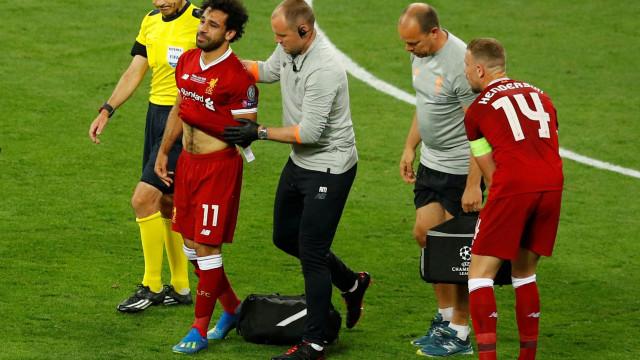 Salah deverá estar no Mundial, diz Federação Egípcia