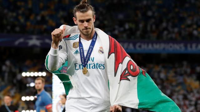 Bale pode estar de saída de Madrid