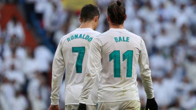 Manchester United prefere Gareth Bale a Cristiano Ronaldo
