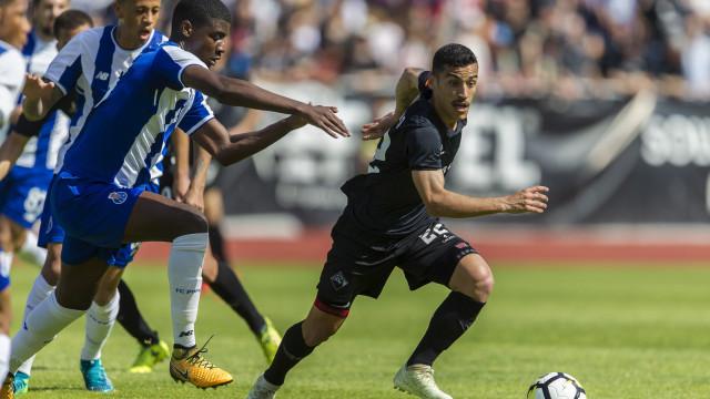 Chiquinho já não deverá fugir ao Benfica