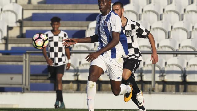 FC Porto segura pérola da formação