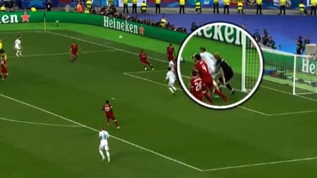Terá Sergio Ramos agredido Karius antes do 'desastre'?
