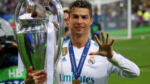 PSG está disposto a 'loucura' por Cristiano Ronaldo