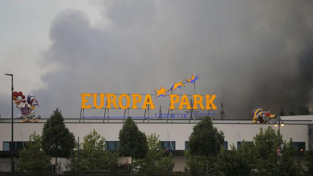 Europa-Park reabre hoje ao público depois de incêndio