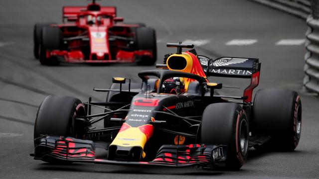 Daniel Ricciardo vence Grande Prémio do Monaco