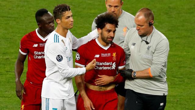 Depois da lesão, Salah já reagiu e deixou certeza sobre o Mundial