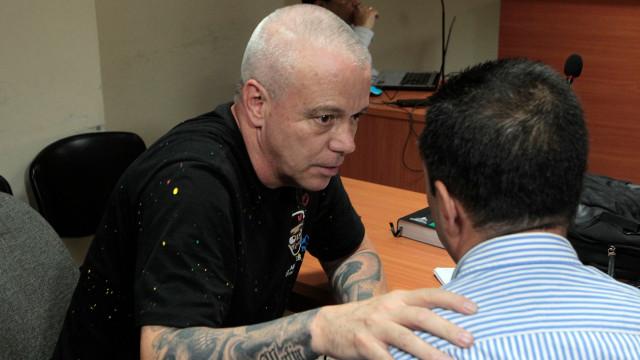Assassino de Pablo Escobar voltou a ser preso, desta vez por extorsão