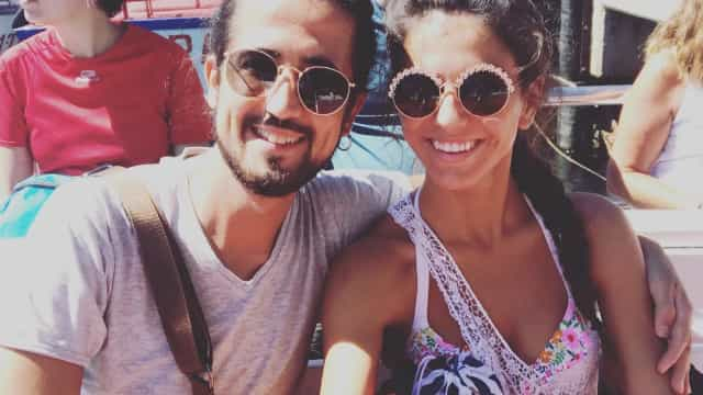 "César Matoso revoltado com entrevistas da ex-namorada: ""É só ridículo"""