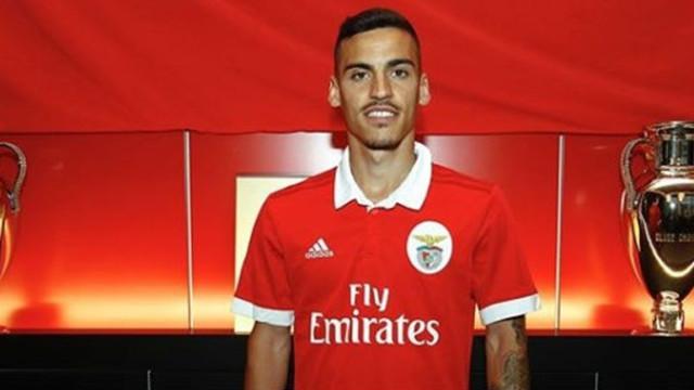 Oficial: Chiquinho deixa Benfica e assina pelo Moreirense