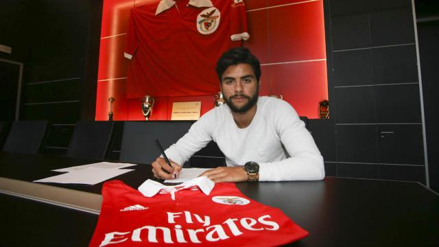 Benfica: João Amaral a caminho do futebol polaco