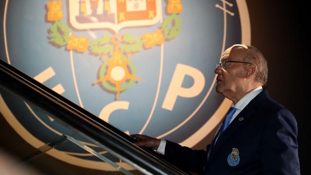 """Pinto da Costa: """"Estou convencido que vamos voltar mais vezes ao museu"""""""