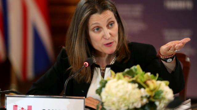 "Canadá felicita Brasil por exercício do ""direito democrático"" de voto"