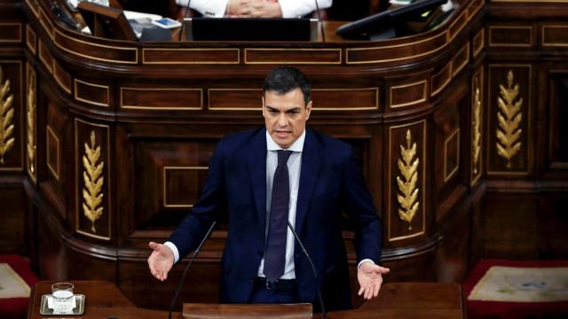 Parlamento chumba Orçamento e pressiona Sánchez a antecipar eleições