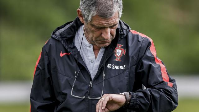 Escócia-Portugal: Fernando Santos faz revolução no onze