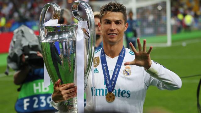 Os cinco principais candidatos ao lugar de Cristiano Ronaldo