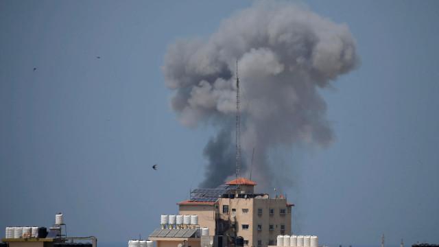 Troca de tiros em Gaza. Palestinianos dizem que há seis mortos