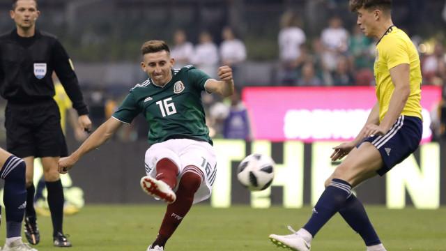 Herrera pode abandonar seleção e falhar Mundial após 'escândalo mexicano'
