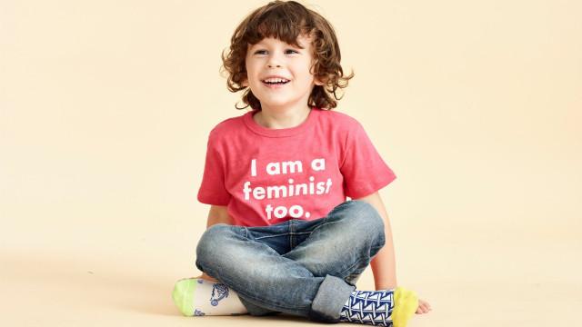 'Eu também sou feminista'. Esta T-shirt tem dividido opiniões