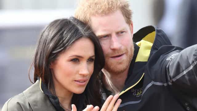 O pedido exigente do príncipe Harry e Meghan Markle aos amigos próximos