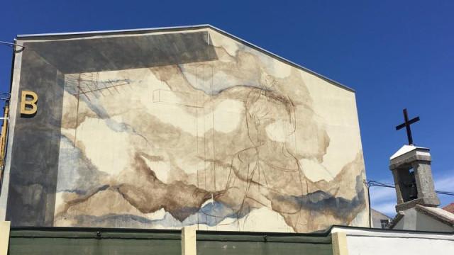 Arte urbana transforma Bragança e leva cidade aos roteiros mundiais