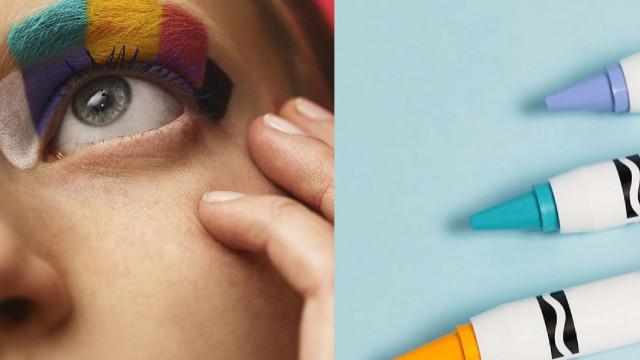 Asos lança linha de maquilhagem com… lápis de cera