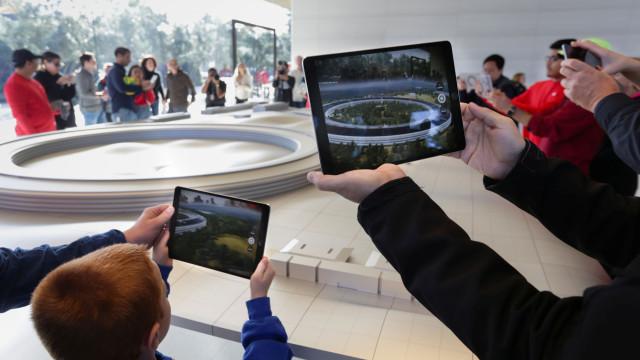Próximo iPad terá reconhecimento facial do iPhone X?