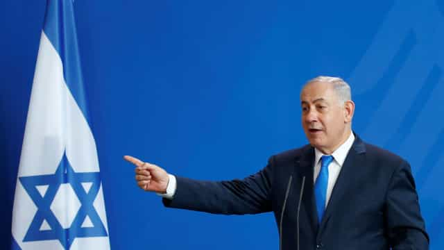 """Israel vai impedir """"qualquer tentativa"""" de violar as suas fronteiras"""