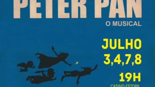'Peter Pan - O Musical' deixa Terra do Nunca e 'aterra' no Casino Estoril