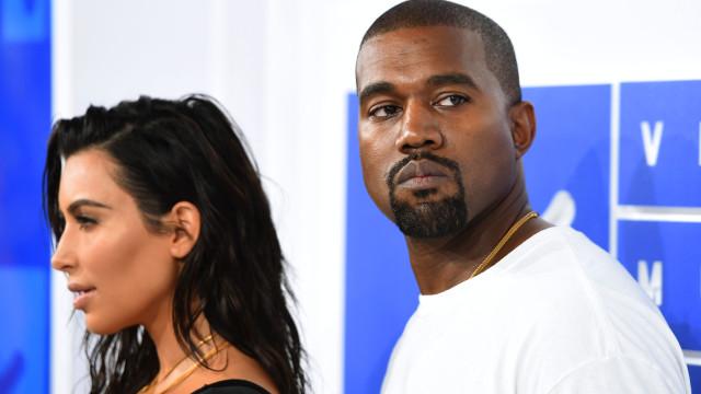 """Kim """"gritou e chorou"""" por causa de comentário de Kanye sobre escravatura"""