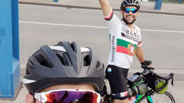 Portugueses vão de bicicleta até à Rússia para apoiar a Seleção