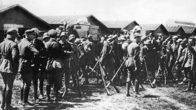 Todas as atenções centradas nos esquadrões de morte nazis