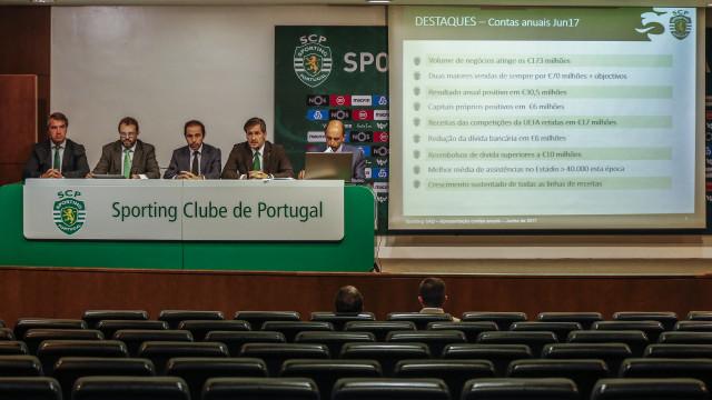Guilherme Pinheiro abandona SAD do Sporting