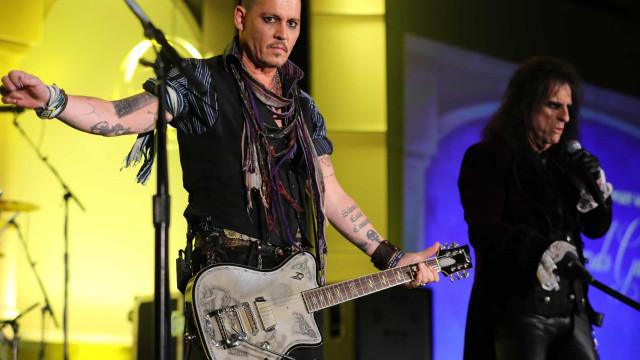 O camaleão de Hollywood: Os diferentes visuais de Johhny Depp