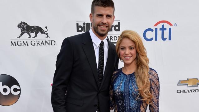Casa de Piqué e Shakira assaltada esta madrugada