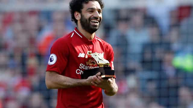 """Barcelona em """"negociações abertas"""" por Salah"""