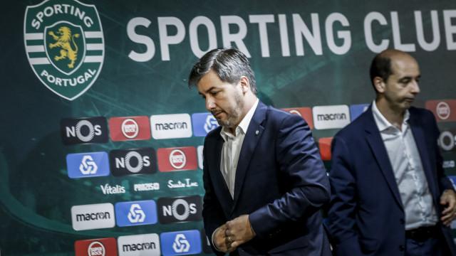 Sporting: Erik Kurgy passa a liderar candidatura de Bruno de Carvalho