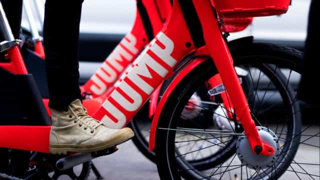 Uber quer levar a partilha de bicicletas para as cidades europeias