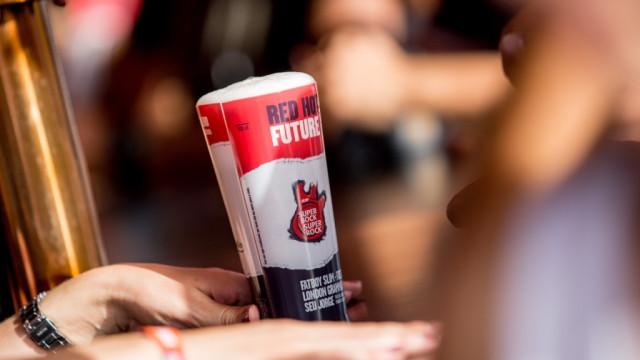 Super Bock eliminou três milhões de copos descartáveis em dois anos