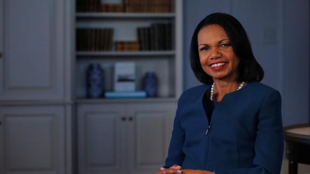 Condoleezza Rice elogia progressos de Portugal na inovação