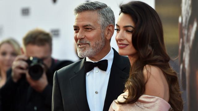 Eis o incrível discurso de Amal sobre história de amor com George Clooney