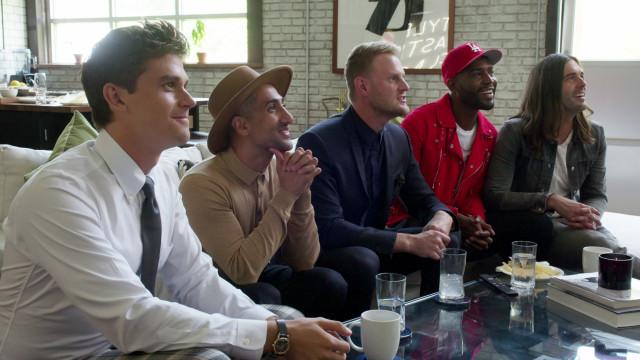 'Queer Eye' regressa este mês à Netflix e estão prometidas emoções fortes