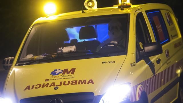 Colisão entre autocarro e camião faz 20 feridos em Toledo