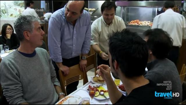 """As passagens de Bourdain por Portugal. """"Tudo o que eu amo está aqui"""""""