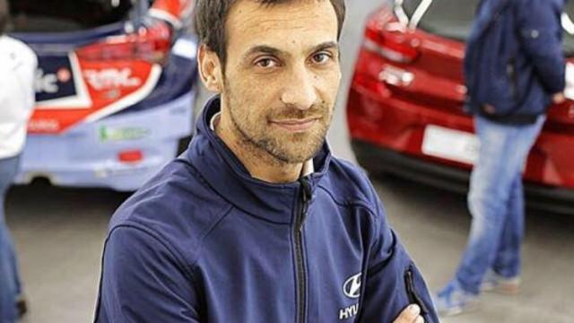 Campeão nacional de ralis em estado grave após acidente no Rali Vidreiro