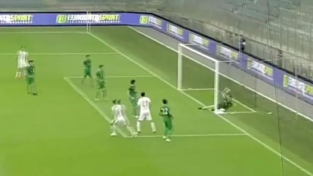 Voleibol? Não, é apenas mais um golo da Sérvia em vésperas de Mundial