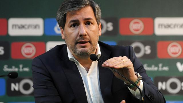 Os motivos para a suspensão de Bruno de Carvalho