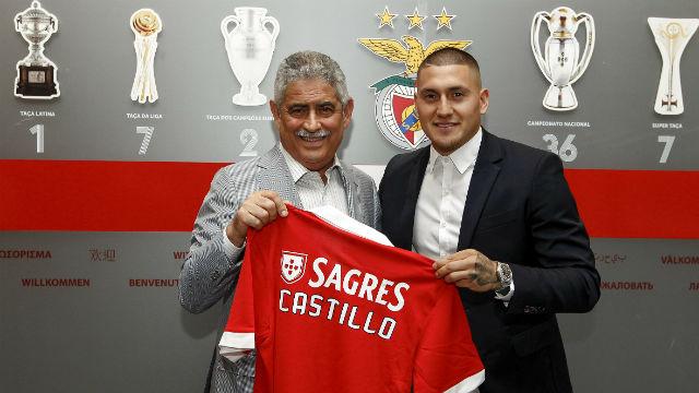 Revelados valores dos contratos de Castillo e Ferreyra