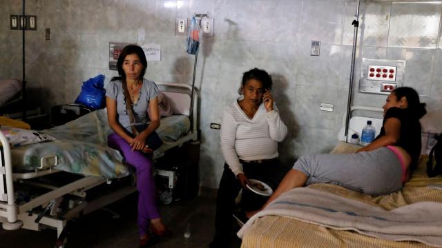 Portugal acorda com Caracas apoio ao fortalecimento do sistema de saúde